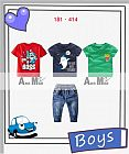 SET COWOK - TEENAGER -  181 - 414